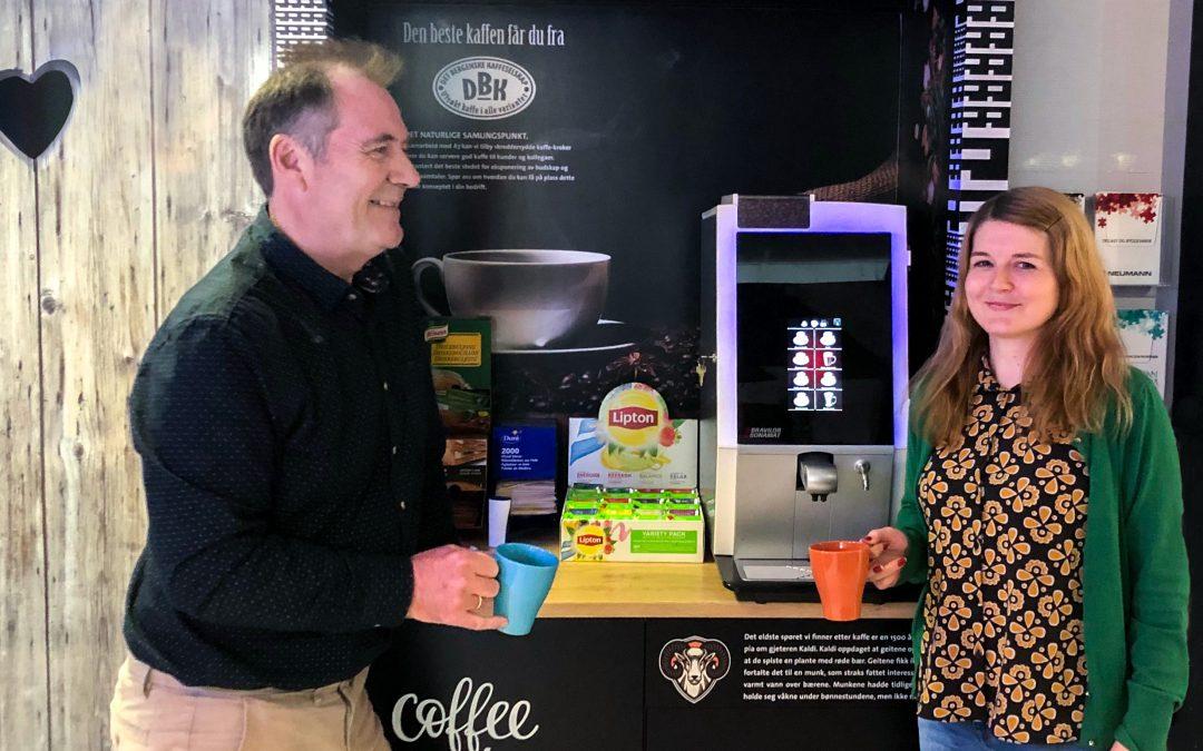 Kaffekroken – påfyll av mer enn bare varm drikke