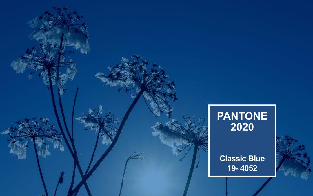 Årets Pantonefarge 2020
