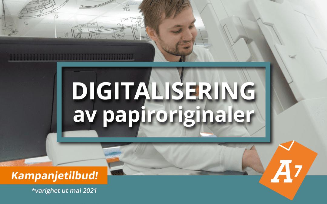 Kampanje Digitalisering