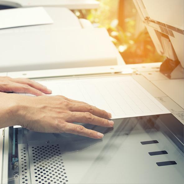 Skanning og digitalisering - Eksempel bilde