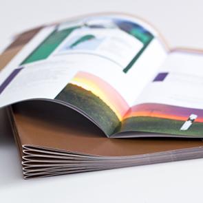 Brosjyre - Eksempel bilde