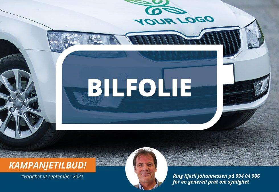KAMPANJE BILFOLIE